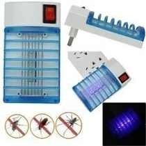Repelente Eletrônico Mata Mosquito Dengue Mosca Luz Noturna