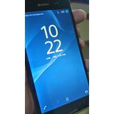 Remato Celular Sony Xperia Z2 Con Pantalla Rota.