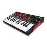 Mpk Mini Play Akai Controlador Midi 128 Sonidos Y 8 Pads