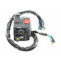 Chave De Luz Interruptor 13 Fios Trilha - Honda Xr 200