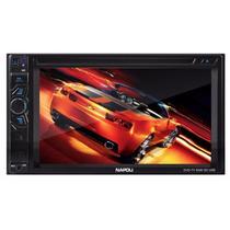 Dvd Automotivo Napoli 2din 6290 6.2pol Tv Digital,bth,sd/usb