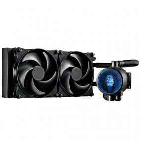 Cooler Masterliquid Pro 280 Cooler Master Preto Amd E Intel