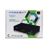 Eshowee Freesat V7 Max Dvb-s2 Hd Receptor De Tv Vía Satélite
