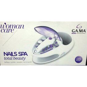 Set Manicura Nail Spa Total Beauty 11 En 1 Ga.ma