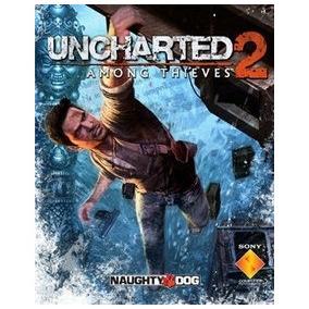 Jogo Uncharted 2 Among Thieves Ps3 Original Seminovo