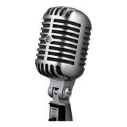 Micrófono Vocal Shure 55sh Dinámico Cardioide