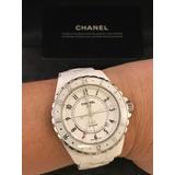 1d6640c511c Relogio Chanel J12 Original Usado no Mercado Livre Brasil