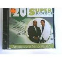 Cd Armando E Nino Valsani 20 Super Sucssos