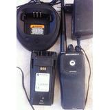 Radiotransmisor Portátil Motorola Ep450 Vhf Programado Bueno