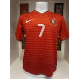 Camisa Portugal Cristiano Ronaldo - Camisa Portugal Masculina e8b3322700ae4