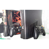 Oferta Xbox 360 Slim 4gb Destravado Rgh Foto Real Do Produt