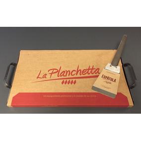 Combo Plancheta!! La Planchetta® 2 Hornallas + Espatula