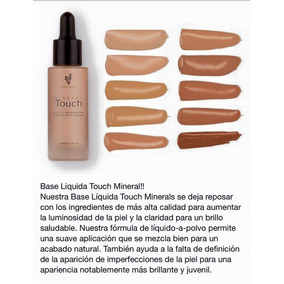 Younique Maquillaje Base Líquida Touch Mineral!!