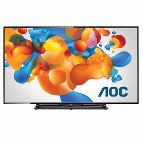 Aoc Led Tv 4k 49 Mod. Le49u5462/28