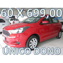 Ford Ka 1.0 Se 4pt Flex Completo Entrada + 60 X 699,00 Fixas
