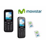 Mini Telefono Fijo Movistar (solo Empresas Y Profesionales)