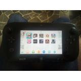 Consola Wii U Negra