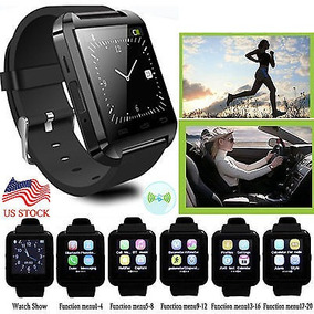 Smart Bluetooth Reloj Teléfono Mate Para S8 Android Samsung