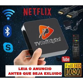 Smart Tv Box Super Tv Android 6.0 Tv 4k Netflix Youtube 2018