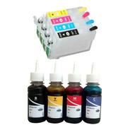 Recarregavel Para Xp214/411/204/401 Com Tinta Inktec 400ml