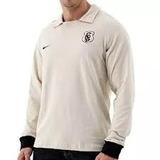 Camisa Nike Polo Corinthians Retrô 1914 Tam. P