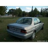 Tapa De Baul Ford Escort 1997- 4 Puertas Original