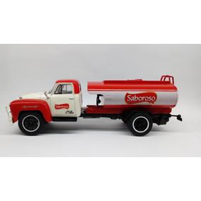 Miniatura Caminhão De Outros Chevrolet C 6500 Saboroso 1/43