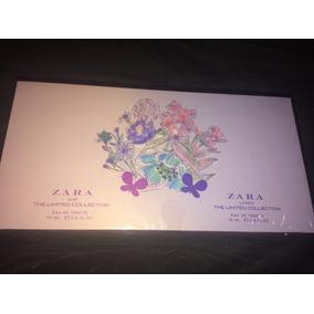 Zara Perfume Rose Elegantly Girly+ Zara Lxxxv Intense (kit )