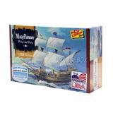 Kit Para Montar Caravela Mayflower Lindberg 1:250