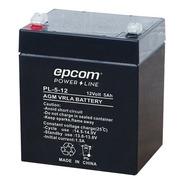 Batería Tecnología Agm/vr 12v 5a Sistemas De Respaldo
