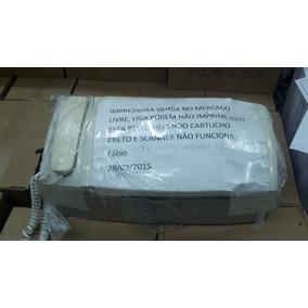 Impressora Multifuncional Hp Officejet 4355 No Estado
