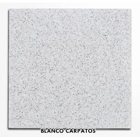 Mosaicos Graníticos Pulidos Compactos 30x30 Piso Blanco