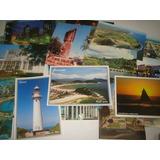 Cartões Postais Coleção Com 120 Postais De 120 Cidades Cx701