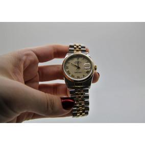 Rolex Acero Oro Numeros Romanos Cartier Rolex Iwc Panerai