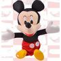 Muñeco De Tela Mickey 50 Cm Grande