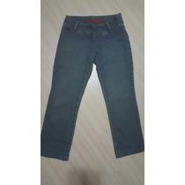 Calça Jeans Ellus N.38 100% Algodão - Temos Tb Levis Zoomp