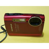 Camera Olympus Stylus Tough 3000 - Pouco Uso