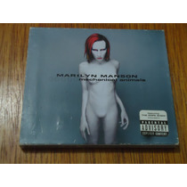Cd Marilyn Manson:mechanical Animals