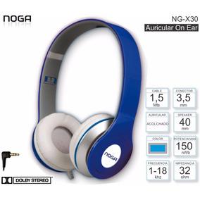Auricular Flex Color Noga Ng-x30