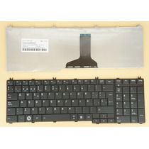Teclado Toshiba C650 C655 C650d C655d L650 L655 L670 L675