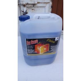 Detergente Liquido Para Ropa Oscura Y Desengrasante He 20 L