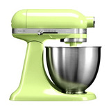 Kitchen Aid Batidora Minirobot De Cocina Artisan Verde Nueva