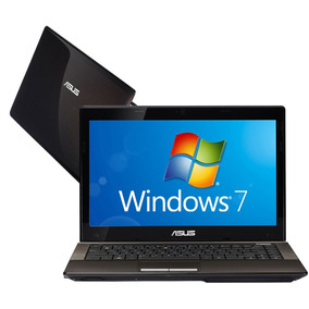 Notebook Asus Amd Dual Core 4gb 500gb Windows 14