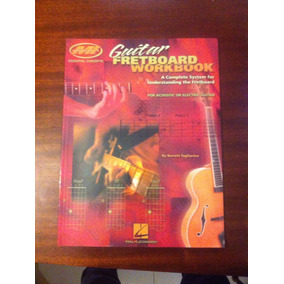 Libro - Guitar Fretboard Workbook