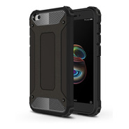 Capa Anti-impacto Rugged Para Apple iPhone 7 / 8 - Preta