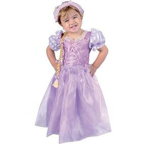 Disfraz Princesa Rapunzel Talla 1 - 2 Años
