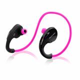 Fone De Ouvido Multilaser Bluetooth Ph183 Rosa