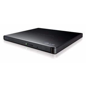Gravador Externo Lg Dvd Externo Gp65nb60 Usb 2.0 Preto