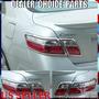 Cubiertas Cromadas De Calaveras Toyota Camry 2007 - 2011