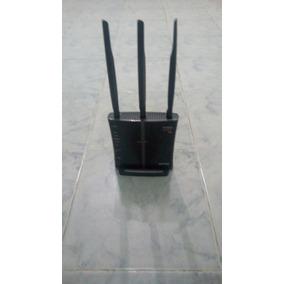 Router Buffalo Wzr-hp-g450h 3 Antenas